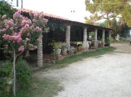 Eleni Rooms Develiki, Иериссос (рядом с городом Develíkia)