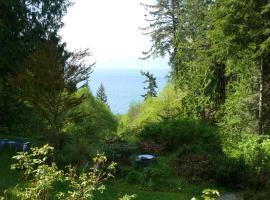 Ocean Wilderness Inn, Shirley (Sooke yakınında)