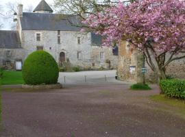 Manoir De La Foulerie, Ancteville (рядом с городом Muneville-le-Bingard)
