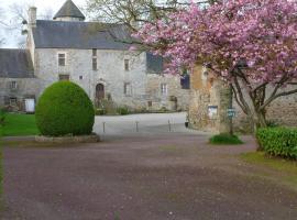 Manoir De La Foulerie, Ancteville (рядом с городом La Vendelée)