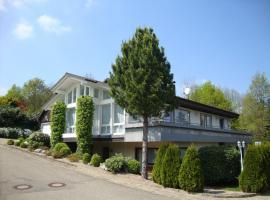 MS Wiese Apartment, Bühlertal (Schönbüch yakınında)