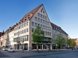 Sorat Hotel Saxx Nürnberg, Núremberg