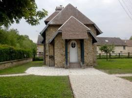 Le Gîte du Bois, Neufmoutiers-en-Brie (рядом с городом Châtres)