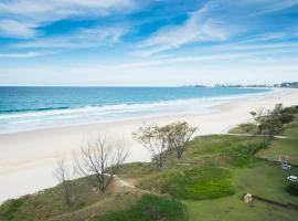 San Simeon Beachfront Apartments Tugun