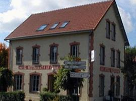 A La Queue Du Milan, Pionsat (рядом с городом Marcillat-en-Combraille)