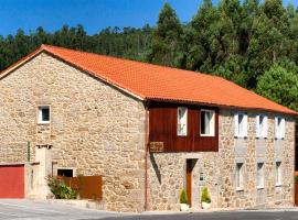 A Casa do Folgo Turismo Rural, Negreira (Covas yakınında)