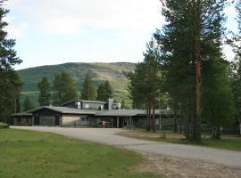 Tunturihotelli Vuontispirtti, Ylikyro (рядом с городом Kyrö)
