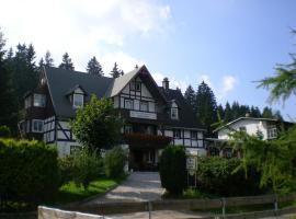 Helenenhof, Kurort Altenberg (Kurort Bärenburg yakınında)
