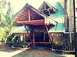 Palapa Hut Hostel & Camping