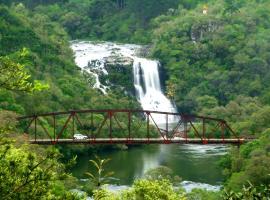 Parque da Cachoeira, Canela (Várzea do Cedro yakınında)