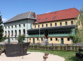 Gasthof Hertigswalde, Sebnitz (Kirnitzschtal yakınında)