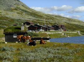 Smuksjøseter Fjellstue, Høvringen