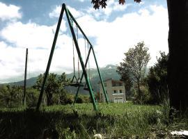 L'Orto di Pentima, Pratola Peligna (Raiano yakınında)