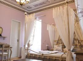 Nostos Hotel, Galaxidhion