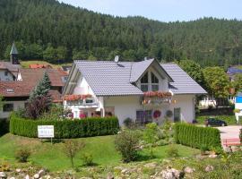 Gästehaus Ursula, Hornberg (Am Bach yakınında)