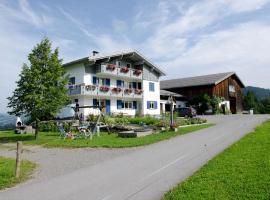 Berghof Vöglerbrand, Andelsbuch (Großdorf yakınında)