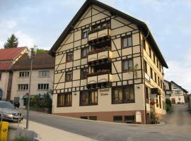 Gasthof-Hotel Krone, Stühlingen (Lausheim yakınında)