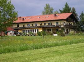 Gästehaus Regenbogen, Sankt Georgen im Attergau (Frankenmarkt yakınında)