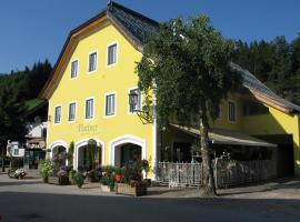 Haus Central, Fieberbrunn