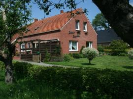 Bed & Breakfast Sara's Rosenhof, Rhauderfehn (Westoverledingen yakınında)