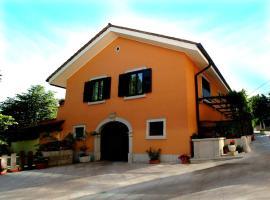 Residence Villa Maria, Monrupino (Rupingrande yakınında)