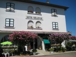 Hotel Bellevue, Morcenx (рядом с городом Garrosse)