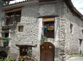 Antigua Casa Catones, Lascuarre (Castigaleu yakınında)