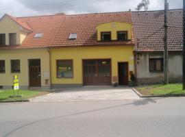 Ubytování Mája, Telč (Urbanov yakınında)