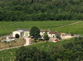 Domaine de Grand Homme, Blasimon (рядом с городом Sallebruneau)