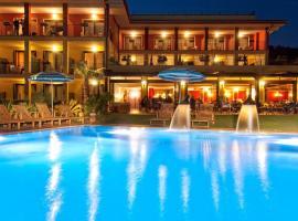 Hotel Villa Madrina, Garda