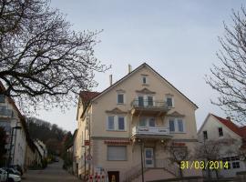 Ferienwohnung Lamm, Göppingen (Lenglingen yakınında)