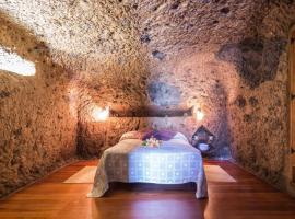 Casa Cueva Las Margaritas, Артенара (рядом с городом Хункалильо)