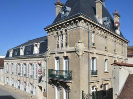 Hotel Castel Jeanson, Аи (рядом с городом Mareuil-sur-Ay)