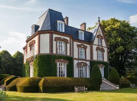 Château de Bouelles, Bouelles (рядом с городом Sainte-Beuve-en-Rivière)