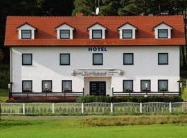 Hotel Am Schiffshebewerk, Niederfinow (Bad Freienwalde yakınında)