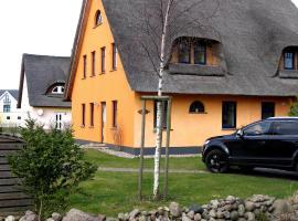 Ferienhaus Ostseewind, Börgerende-Rethwisch (Börgerende yakınında)