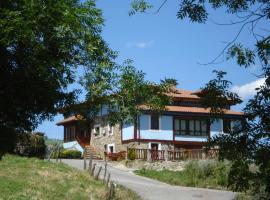 Casa Rural La Lastría, Villar (рядом с городом Valnera)