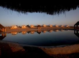 The Thar Oasis Resort & Camps, Dechu (рядом с городом Balesar)
