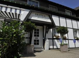 Hotel Gut Moschenhof, Düsseldorf (Dorp yakınında)