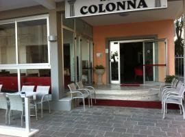 Albergo Colonna, Rimini