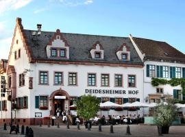 Deidesheimer Hof, Deidesheim (Ruppertsberg yakınında)