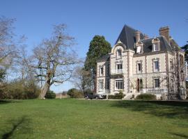 Château de la Folie, Trie-Château (рядом с городом Saint-Denis-le-Ferment)