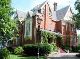 Bread and Roses Inn, Annapolis Royal (West Springhill yakınında)