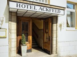 Ackfeld Hotel-Restaurant, Büren (Ahden yakınında)