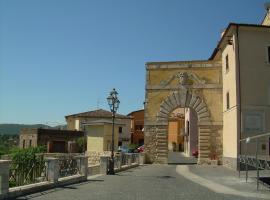 Sabine Hills, Poggio Nativo