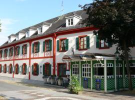 Hotel-Restaurant Fischer, Бад-Вальтерсдорф