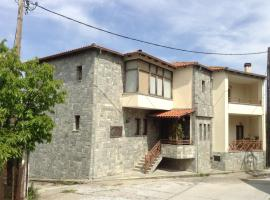 Guesthouse Kallisto, Kastaniá (рядом с городом Thrapsímion)