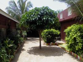 Chez Aicha, Ndangane (in de buurt van Fadial)