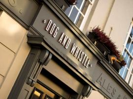 Dog and Whistle Pub, Hertford
