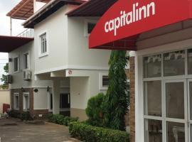 Capital Inn Ibadan, Adegbite